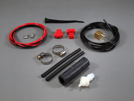 TSI Boost Gauge Installation Kit
