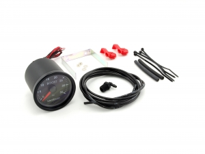 Indigo 35 PSI Boost Gauge