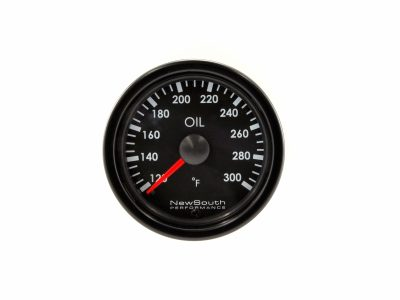 Indigo 300°F Oil Temperature Gauge
