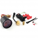 Indigo 100 PSI Oil Pressure Gauge