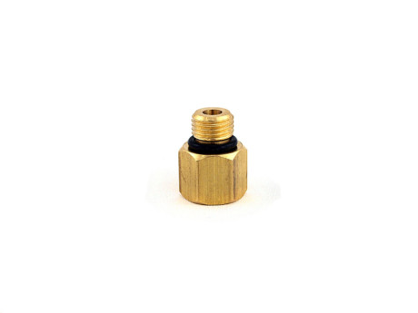 Brass Adapter - 1/8