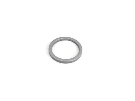 Indigo Silver Trim Ring