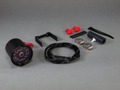 Mk5 Indigo 30 InHg/30 PSI Boost Gauge