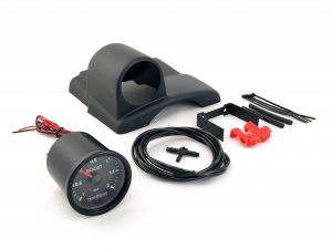 B5 Passat TurboPod, Metric boost gauge