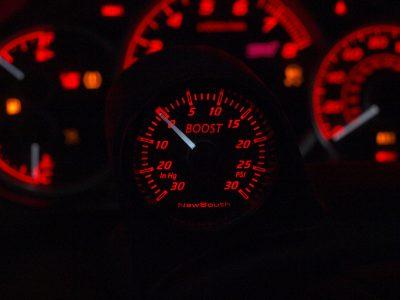 Subaru WRX/STI Boost Gauge
