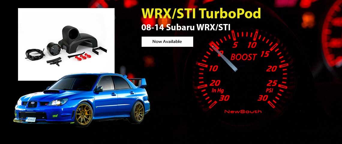 WRX-TurboPod